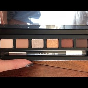 NEW MAC Snowball Eyeshadow Palette Rose Gold